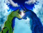 Winter Kiss by Draga03