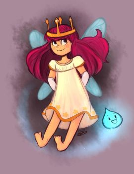 Child of Light by SnookieVonPink123