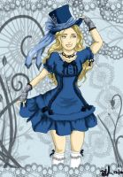 Alice Hightopp by balba-bunny