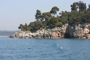view from boat 99 by ingeline-art