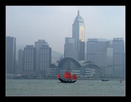 Hong Kong by darph