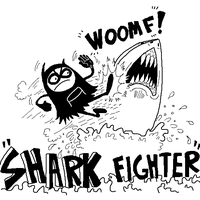 Shark Fighter by JaxASDF