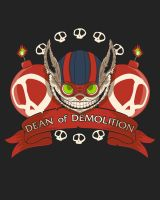 Dean of Demolition. by JCMaziu