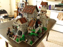 LEGO Castle 1 by Erylion