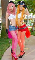 Poison and Roxy by the-sushi-monster