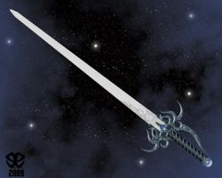 Celestial sword by Revelationchapter9