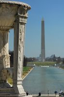 Washington Monument by bewing