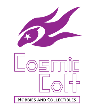 CosmicColt Logo by CometColt