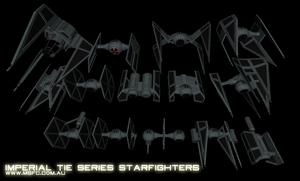 Tie Canon Fleet by Majestic-MSFC