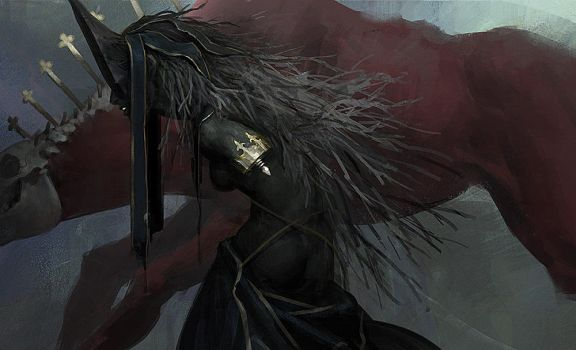 Motherland Chronicles #14 - nest head by tobiee