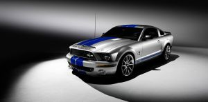 2008 Shelby Cobra GT500KR by InhaledEvil066