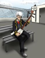 MM-Strumming on the Rooftops by TheArashi