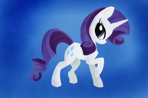 Rarity by 1Flynnia1