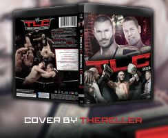 WWE TLC 2013 Custom BluRay Cover by TheReller