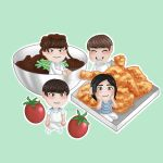 Seventeen Fav Food #2 by notvanessalee
