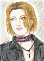 Yoshiki (X Japan) by Samy-Consu