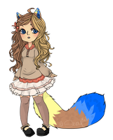 Custom Adopt - Toomoko by Sheepieh