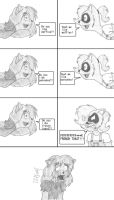 A random comic about waffles by Limpurtikles
