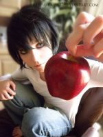 L: Apple by Kaira27