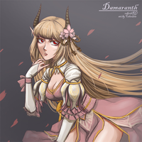 Ragnarok Online rRO - Damaranth by SlumberPoppy