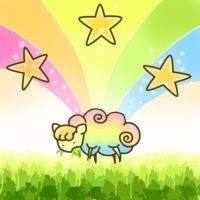 Rainbow Sheep by samana-bunny