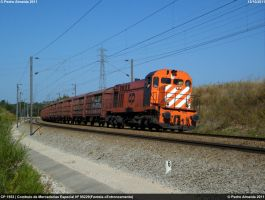 CP 1553_Fontela Special 121011 by Comboio-Bolt