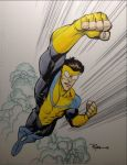 commission of a SUPERHERO by RyanOttley