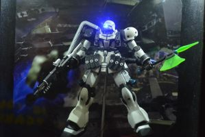 AMS-129 GEARA ZULU CUSTOM - THE GHOST OF AXIS by Duo36