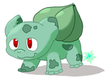 Draw Them All: #001 Bulbasaur by HyperSonicFire15