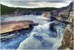 waterfall by Tommy-Noker
