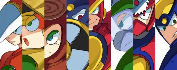 L-1 Robot Masters by VirusCore