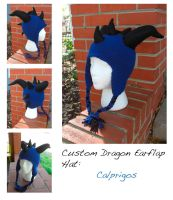 Calprigos Hat by TheCrochetDragon