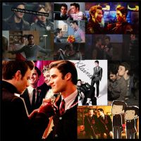 Klaine by ConfidentCoward