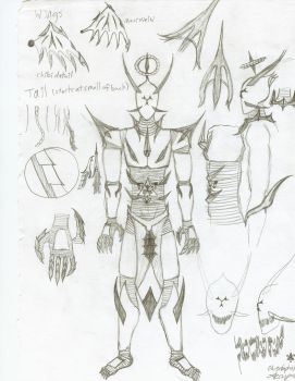 Saphious form revamped by Xitemorizel
