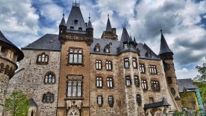 Castle Wernigerode by Crystal3006
