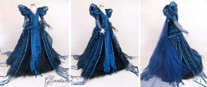 Into the Woods Witch Cosplay Gown by glimmerwood