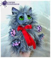 Oliver - Art Doll (for SALE) by Escaron