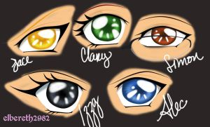 eye x eye by ElberethStargazer