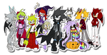 Happy Halloween 2013 by UnknownSpy