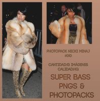 PHOTOPACK NICKI MINAJ #009 by SuperBassPngs2