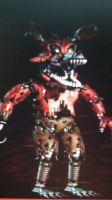 Nightmare Foxy by ForTheLoveOfPG