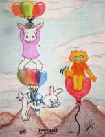 Balloons are awesome by davidcool1989
