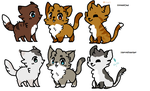 Hypo Kittens by Sikey101