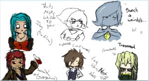 IScribble - Moon 4 by Onigami-Sama