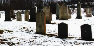 Grave yard by photographygirl13