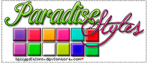 +Paradise styles by SellyEditions