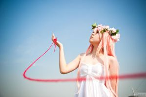 Just Be Friends - Megurine Luka by Lucelv