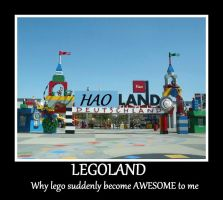 Legoland... Haoland by DeathAuther