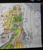 Cersetka wip by I-Love-My-Pencils