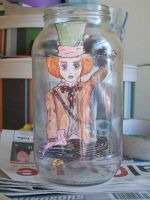 Hatter in a Jar by Hatters-Workshop